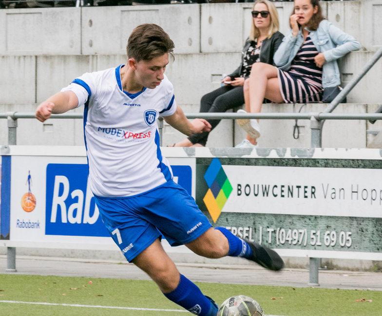 2019-9-1, SV Deurne 2 – SV Laar