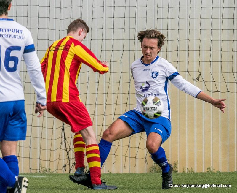 2019-9-8, SV Deurne 4 – Ondo