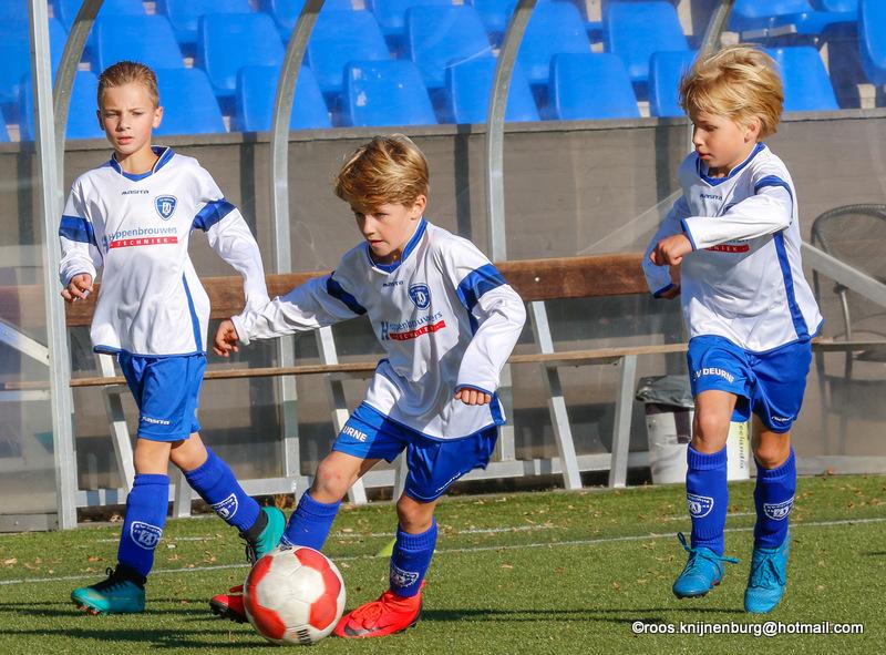 2019-9-21, SV Deurne JO 9-1
