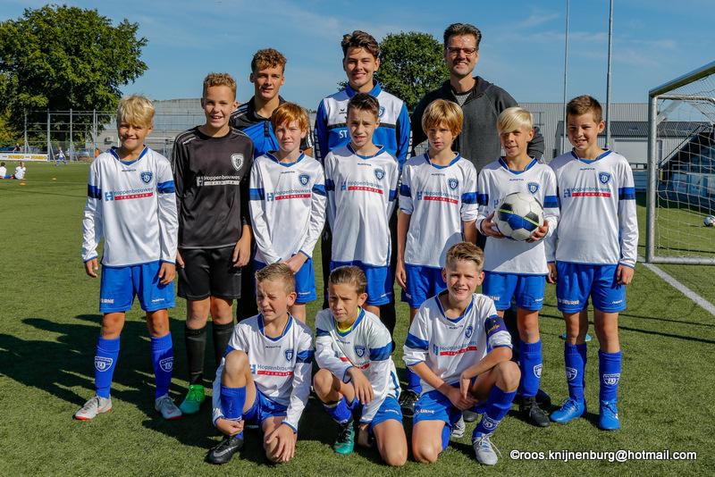 2019-9-14, SV Deurne JO 12-1 – NWC