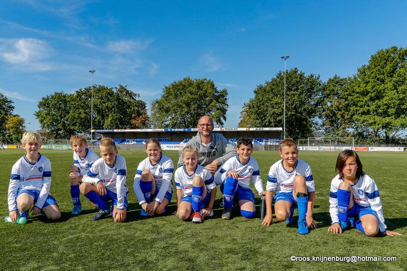 2019-9-14, SV Deurne JO 11-2 – NWC