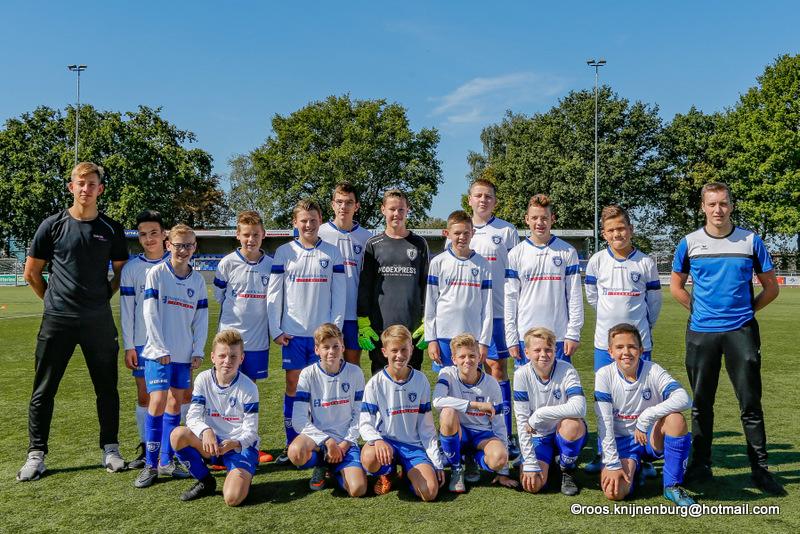 2019-9-14, SV Deurne JO 15-3 – Bavos