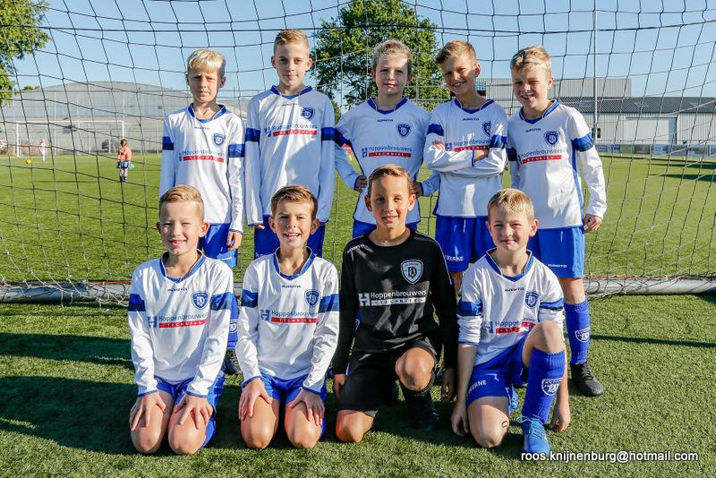 2019-9-21, SV Deurne JO 10-1