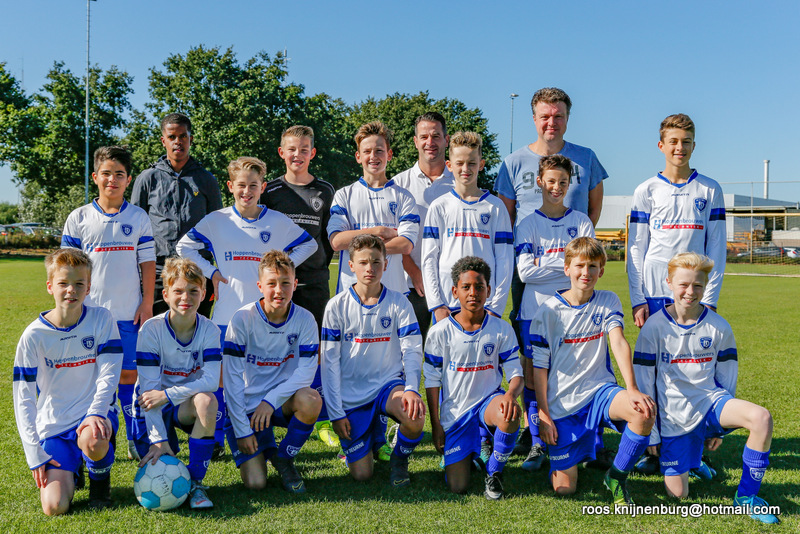 2019-9-21, SV Deurne JO 13-2