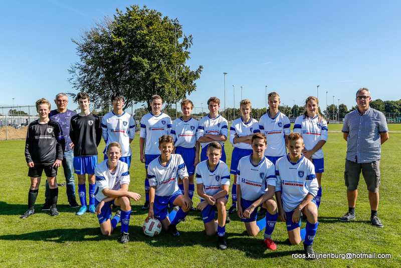 2019-9-21, SV Deurne JO 16-1