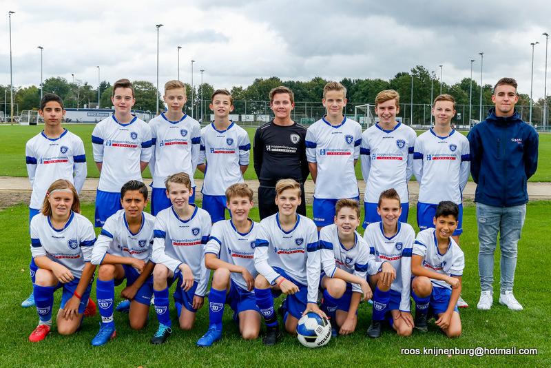 2019-9-28, SV Deurne JO 15-2
