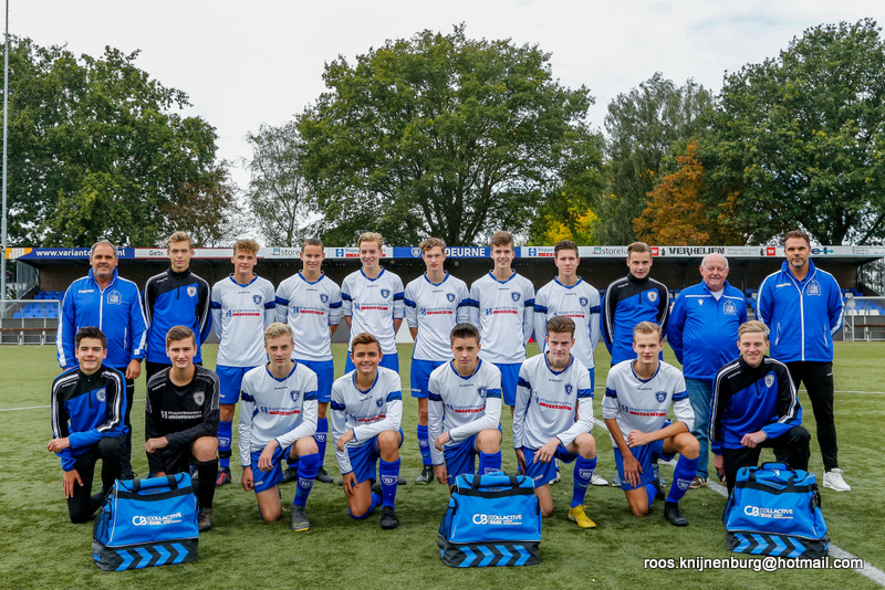 2019-9-28, SV Deurne JO 17-1