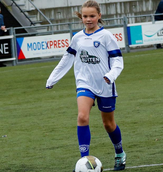 2019-9-29, SV Deurne 1 – Venray 1