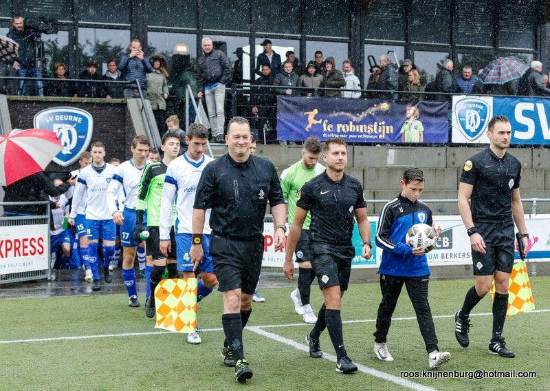 2019-10-6, SV Deurne 1 – Chevremont 1