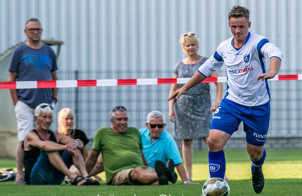 2020-08-08, Oefenwedstrijd SV Deurne 1 – Erp 1