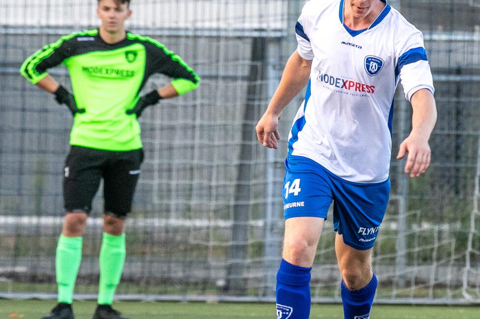 2020-08-22, oefenwedstrijd SV Deurne 1 – Volharding 1