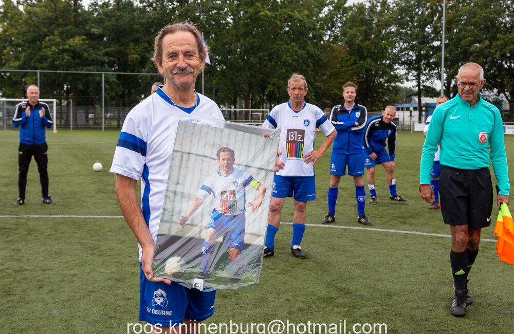 2020-10-3, Geert neemt afscheid.