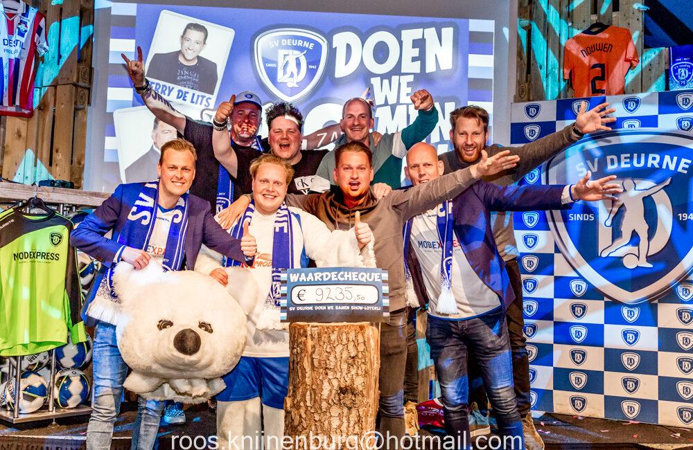 2021-05-01, SV Deurne Doen We Samen Show